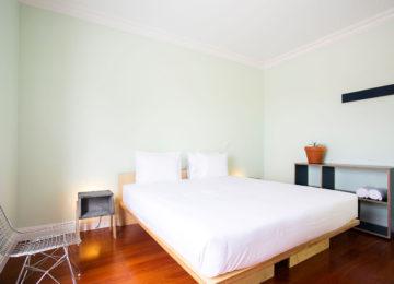 Schlafzimmer Azoren Surf House