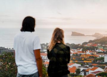 Blick über Sao Miguel