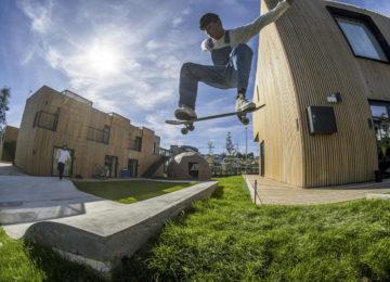 Skatepark Surfcamp