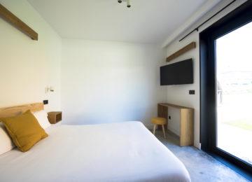 Doppelzimmer Bilbao Surfcamp