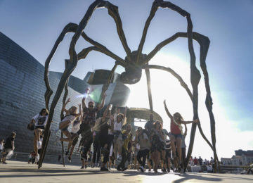 Gruppenbild Bilbao