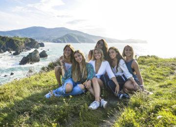 Girls Surf Trip Bilbao
