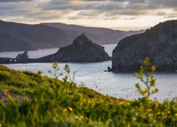 Küste in Kantabrien