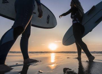 Sopela Sunset Surf