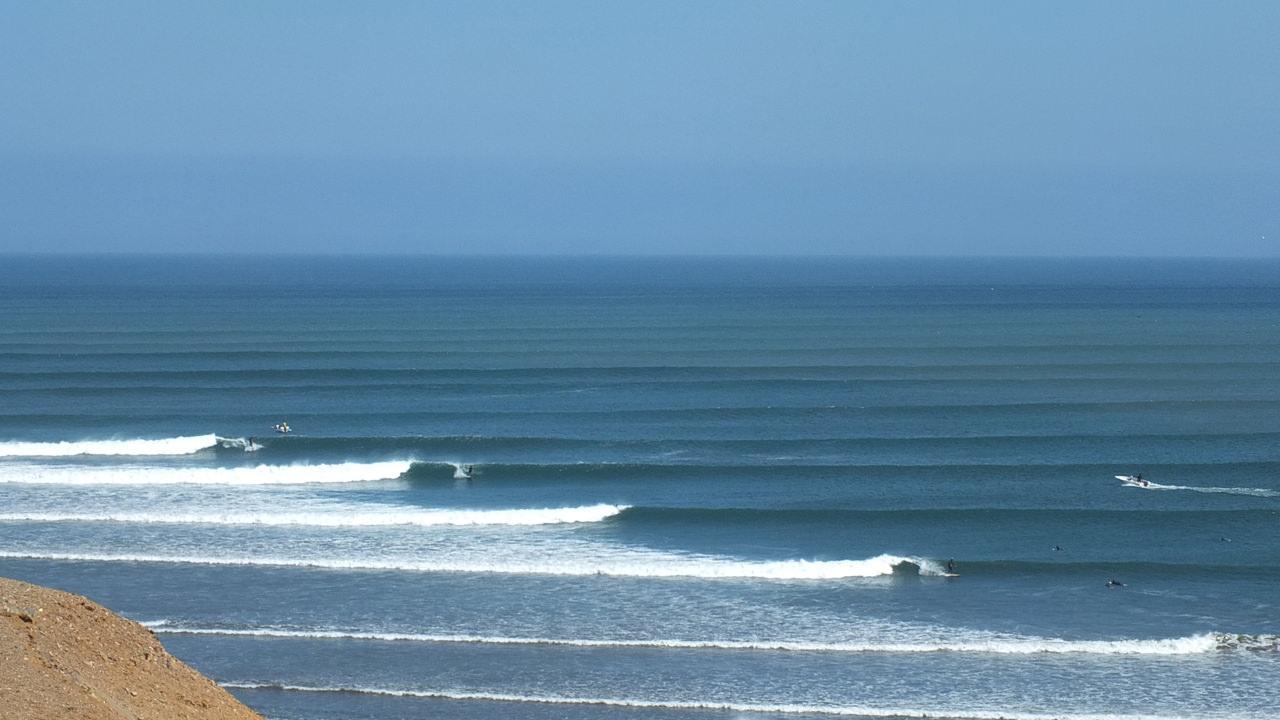 Perfect Lines in Peru
