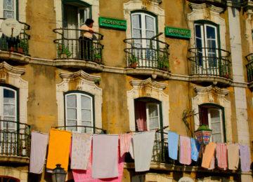Street scene in Sintra