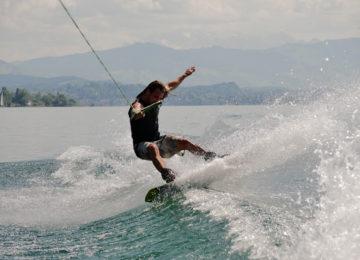 Wakeboarder Ceccotorenas