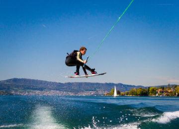 Zürichsee Wakeboard Kurs