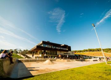 Skateparks in Ericeira