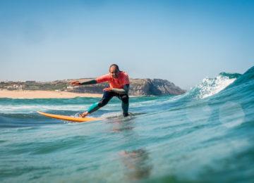 Surfkurs grüne Welle