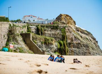 Ericeira Beach Surf Course
