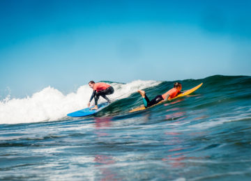 Surfing course Ericeira