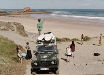 Spot Check an der Algarve