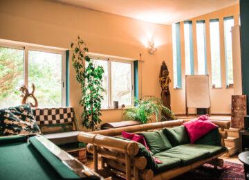 Wohnzimmer Algarve Surfcamp